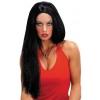 Wig 24 Inch Straight Black